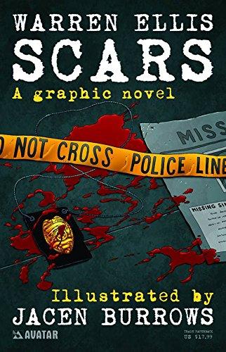 9781592910519: Warren Ellis' Scars (New Printing)