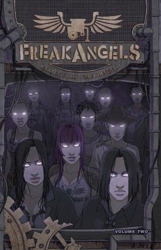 9781592910724: Freakangels Volume 2 Hardcover