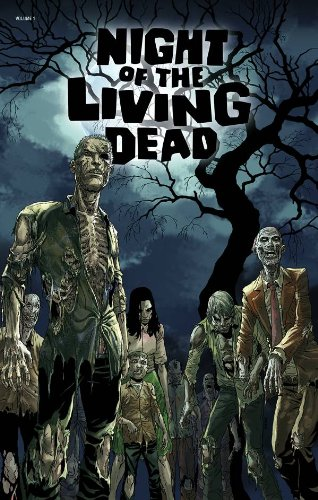 9781592911073: NIGHT OF THE LIVING DEAD SGN HC VOL 01 (NIGHT OF THE LIVING DEAD, VOL 01 SGN HC)