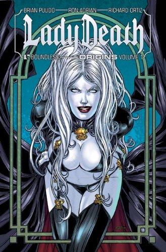 Lady Death: Origins Volume 1 HC: Brian Pulido