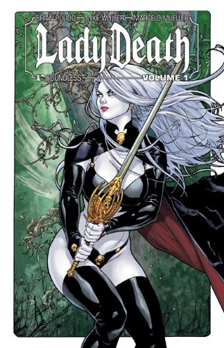 9781592911424: Lady Death Volume 1