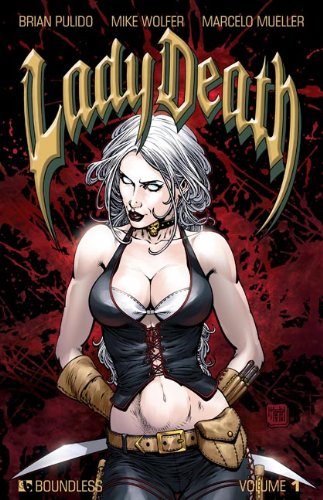9781592911431: Lady Death Volume 1 Hardcover