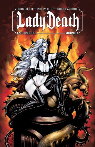 9781592911660: Lady Death Volume 2 Hardcover