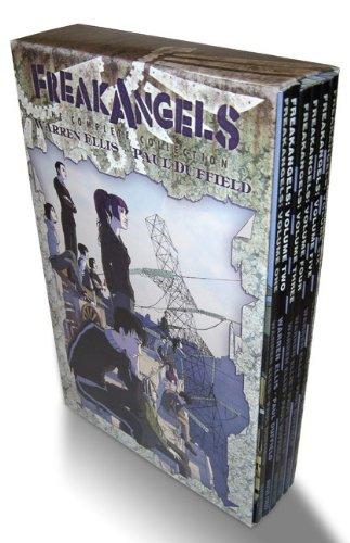 9781592911721: Freakangels Complete Box Set