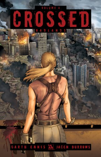 9781592911752: Crossed Volume 4 Hardcover: Badlands