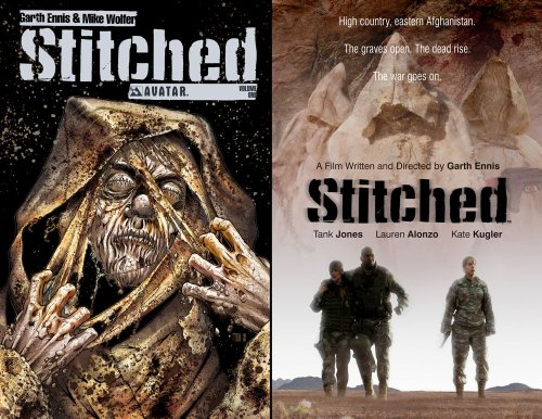 9781592911974: Stitched Volume 1 Hardcover DVD Edition
