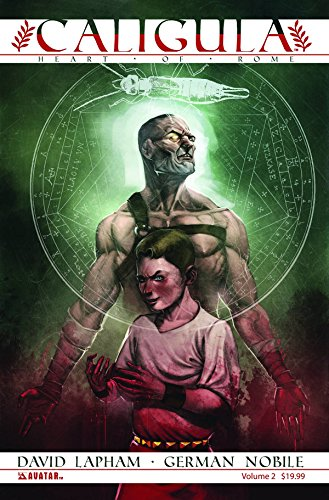 Caligula Volume 02 TPB: Lapham, David