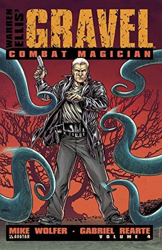 9781592912407: Gravel Volume 4: Combat Magician TP