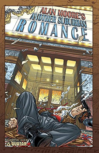 9781592912476: Another Suburban Romance Color Edition (Alan Moore's Another Suburban Romance)