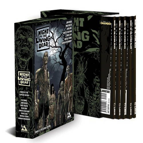 9781592912674: Night of the Living Dead Complete TPs (Slipcase Edition)