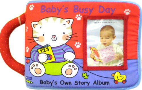 9781592921010: Baby's Busy Day Photo Album Storybook