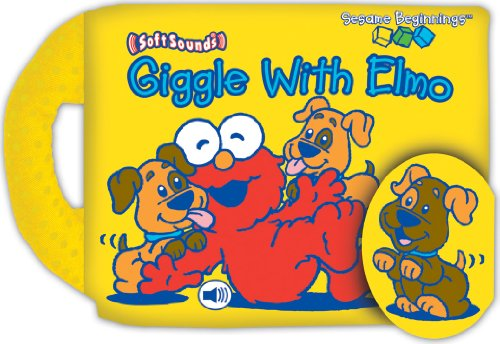 9781592921096: Giggle with Elmo - Interactive Cloth SoftSounds Book