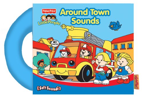 Fisher-Price Little People Around Town Sounds: SoftPlay