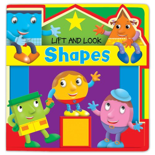 9781592921386: Lift and Look Shapes