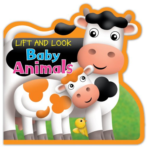 9781592921911: Lift and Look Baby Animals