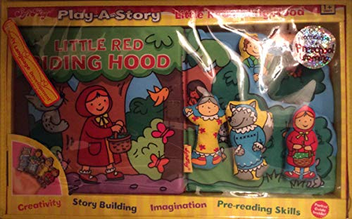 9781592922123: Play-A-Story : Little Red Riding Hood