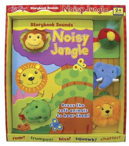 9781592922581: Storybook Sounds Noisy Jungle