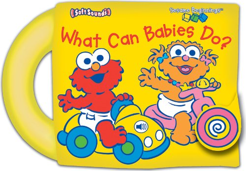 9781592922642: Sesame Beginnings What Can Babies Do? Cloth Sound Book