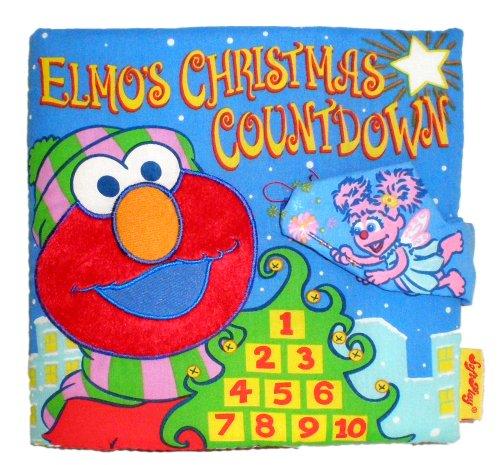 Elmos Christmas Countdown.Softplay Elmos Christmas Countdown 8x8 Abebooks