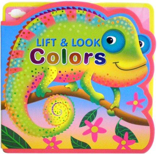 9781592923496: Lift & Look Colors