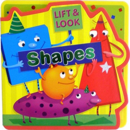 9781592923526: Lift & Look Shapes