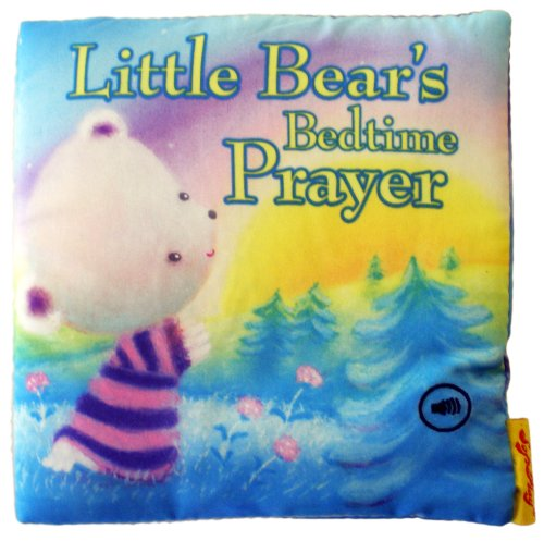 9781592923670: Little Bear's Bedtime Prayer Soft Cloth Sound Book
