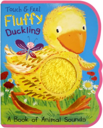 Touch & Feel Fluffy Duckling: SoftPlay