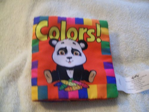 9781592924844: Garanimals Soft Play Colors Cloth Rag Baby Book
