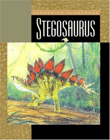 Stegosaurus (Hardcover): Susan Heinrichs Gray