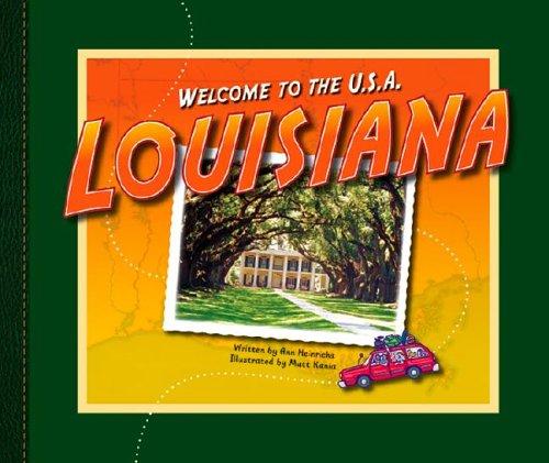 9781592963768: Louisiana (Welcome to the U.S.A.)