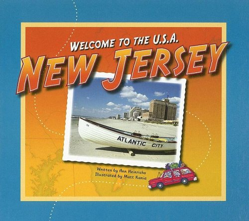 New Jersey (Welcome to the U.S.A.): Ann Heinrichs