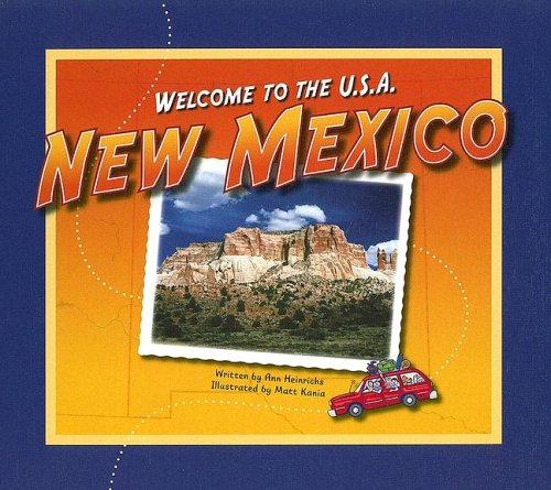 9781592963799: New Mexico (Welcome to the U.S.A.)