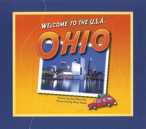 Welcome to the U.S.A.: Ohio: Ann Heinrichs