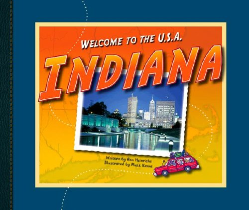 9781592964727: Indiana (Welcome to the U.S.A.)