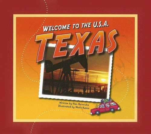 9781592964857: Texas (Welcome to the U.S.A.)