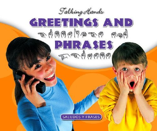 9781592966820: Greetings and Phrases/Saludos y Frases (Talking Hands)