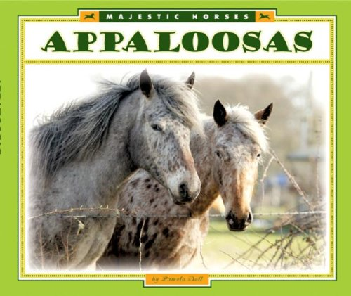 9781592967803: Appaloosas (Majestic Horses)