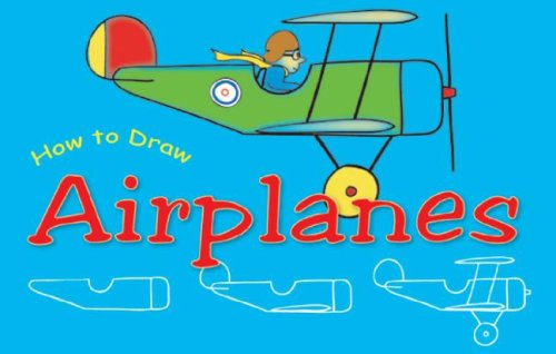 9781592968039: How to Draw Aircraft (Doodle Books)