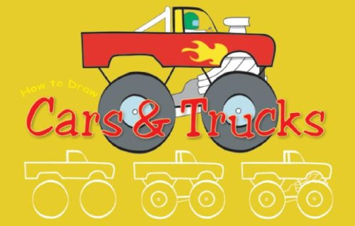 9781592968046: How to Draw Cars And Trucks (Doodle Books)