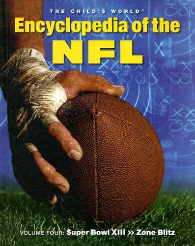 Super Bowl XIII >> Zone Blitz (Child's World Encyclopedia of the NFL): Buckley, James, ...