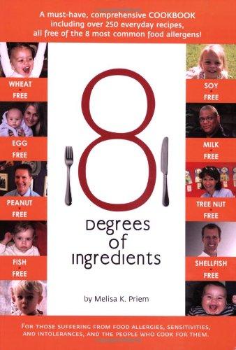 9781592982141: 8 Degrees of Ingredients