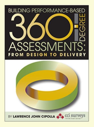 9781592982721: Building Performance-Based 360 Degree Assessments: From Design to Delivery