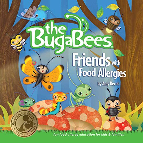9781592982790: The Bugabees: Friends With Food Allergies