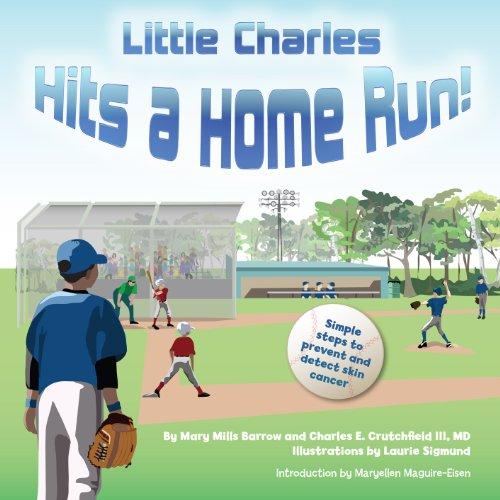 Little Charles Hits a Home Run: Mary Mills Barrow,