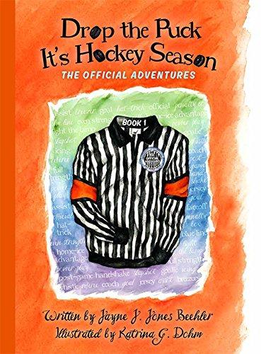 9781592988815: Drop the Puck: It's Hockey Season (Official Adventures)