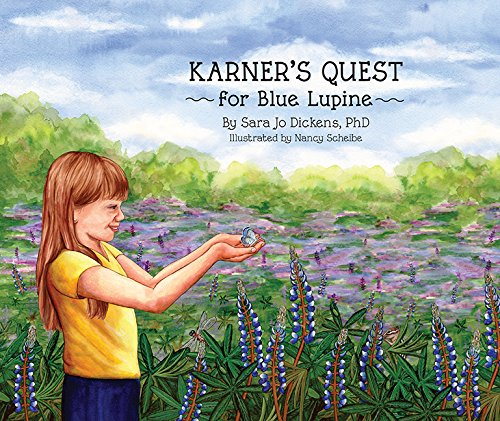 9781592989232: Karner's Quest for Blue Lupine