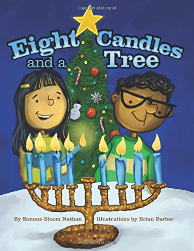 Eight Candles and a Tree: Simone Bloom Nathan