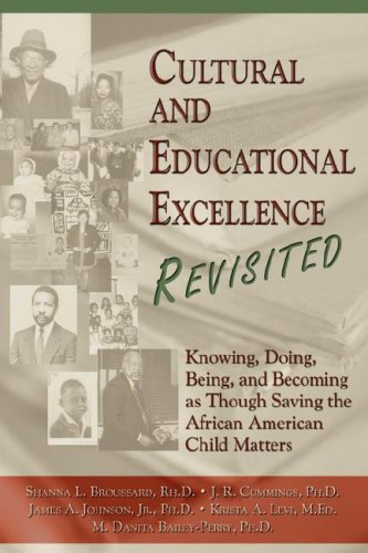 9781592991372: Cultural and Educational Excellence Revisited