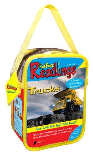 9781593016203: TRUCKS, Readlings KidPack (5 Book set for ABSOLUTE BEGINNERS)
