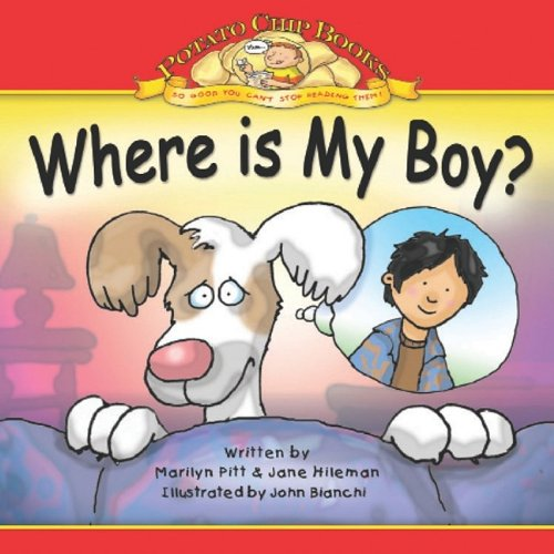 9781593017668: Where Is My Boy? (Potato Chip Books)